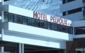 Hotel Pelvoux de la station de ski des Menuires
