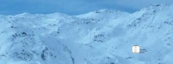 informations sur des vacances à la station de ski les Menuires